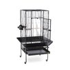 Prevue Hendryx Park Plaza Large Bird Cage with Casters