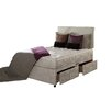 Home & Haus Pendre Pocket Orthopaedic Divan Bed