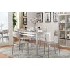 AC Pacific 5 Piece Dining Set