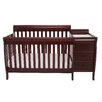 AFG Baby Furniture Kimberly 3-in-1 Convertible Crib