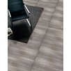 """Emser Tile Perspective 12"""" x 24"""" Porcelain Fabric Look/Field Tile in Gray"""