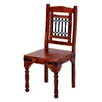 Heartlands Furniture Jaipur Solid Acacia Dining Chair (Set of 2)