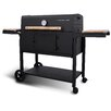 Char-Broil Classic Charcoal Grill with Side Shelves