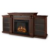 "Real Flame Cali 67"" TV Stand with Electric Fireplace"