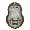 Rhythm U.S.A Inc Viola Entertainer Wall Clock
