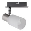 Bel Étage 1 Light LED Semi Flush Ceiling Light