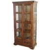 Ethnic Elements Solid Sheesham Display Cabinet