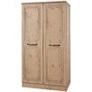 Homestead Living Inishbeg 2 Door Wardrobe