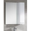 """Fine Fixtures Atwood 34.76"""" x 31.5"""" Surface Mount Medicine Cabinet"""