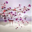 Atelier Contemporain Kyoto by Iris Graphic Art on Canvas