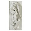 Design Toscano Rapturous Ascent Sculptural Wall Frieze by Carlo Bronti