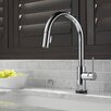 Delta Trinsic® Kitchen Single Handle Pull Down Standard Kitchen Faucet