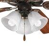 Progress Lighting Air Pro 3-Light Branched Ceiling Fan Light Kit