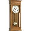 London Clock Company Oak Pendulum Wall Clock
