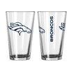 Boelter Brands NFL 16 Oz. Pint Glass (Set of 2)