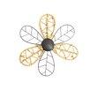 SKStyle Rope Daisy Flower Head Wall Decor