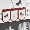 Wrigglebox Horses Bunk Bed Pocket