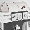 Wrigglebox Horses Bunk Bed Tunnel