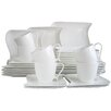 Creatable 30 Piece Dinnerware Set, Service for 6