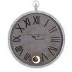 WerkStadt Steel XXL 66cm Analogue Wall Clock