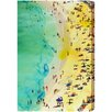 Oliver Gal Canyon Gallery Italian Summer Art Print Wrapped on Canvas