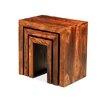 Prestington Cuba 3 Piece Nest of Tables