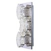 Home Essence Silurus 1 Light Flush Wall Light