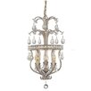 Savoy House Ma Antonieta 3 Light Crystal Pendant