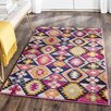 Latitude Vive Abattoirs Yellow/Pink Area Rug