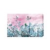 Andrew Lee Flower Berry Sky by Andrew Lee Graphic Art Wrapped on Canvas