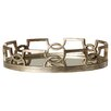 House of Hampton Tracey Mirrored Tray