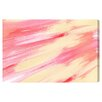 Oliver Gal Strawberry Vanilla by Artana Art Print Wrapped on Canvas