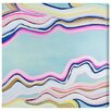 Oliver Gal Flow by Artana Art Print Wrapped on Canvas