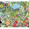 Magnolia Box South American Cat by Hilary Jones Art Print