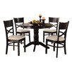 Darby Home Co Kasey 5 Piece Dining Set