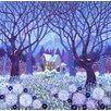 Magnolia Box Winterlands, 2012 by David Newton Graphic Art