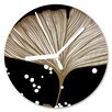 I-like-Paper Ginko 13cm Analogue Wall Clock