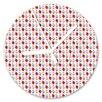 I-like-Paper Cupcake 13cm Analogue Wall Clock