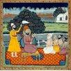 Magnolia Box Guru Nanak Framed Art Print