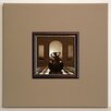 ERGO-PAUL Sunset in Room Framed Painting Print