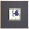 ERGO-PAUL Iris II Framed Painting Print