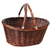 CandiGifts Premium Wicker Shopper Basket
