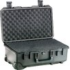 """Pelican Storm Carry-On Case with Foam: 14.1"""" x 21.7"""" x 8.9"""""""