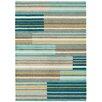 Asiatic Carpets Ltd. Boca Hand-Woven Aquamarine Area Rug