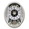 Rhythm U.S.A Inc Marvelous Melody Wall Clock