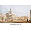 Buyenlarge Lying-In Hospital, Dublin, 1795 by James Malton Painting Print