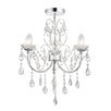 Endon Lighting Tabitha 3 Light Semi Flush Mount