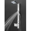 AKDY Rainfall Shower Panel Tower Diverter/Thermostatic
