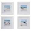 Beachcrest Home Umbrella Framed 4 Piece Photo Graphic Print Set on Paper (Set of 4)