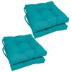 Andover Mills Dining Chair Cushion (Set of 4)